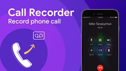 "Приложение ""Call Recorder"""